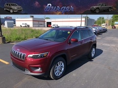 2019 Jeep Cherokee LATITUDE 4X4 Sport Utility 19429 1C4PJMCB1KD364844 for sale near Clinton, IN