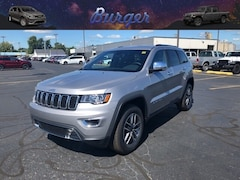 2020 Jeep Grand Cherokee LIMITED 4X4 Sport Utility 20500 1C4RJFBG3LC103904 for sale near Clinton, IN