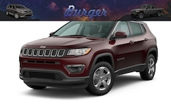 2020 Jeep Compass LATITUDE 4X4 Sport Utility 20204 3C4NJDBB2LT167816 for sale near Clinton, IN