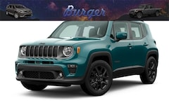 2020 Jeep Renegade ALTITUDE FWD Sport Utility 20001 ZACNJABB0LPL08126 for sale near Clinton, IN