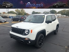 2019 Jeep Renegade UPLAND 4X4 Sport Utility 19006 ZACNJBAB5KPK28620 for sale near Clinton, IN