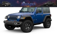 2020 Jeep Wrangler RUBICON 4X4 Sport Utility 20705 1C4HJXCG8LW176362 for sale near Clinton, IN