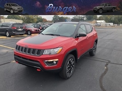 2020 Jeep Compass TRAILHAWK 4X4 Sport Utility 20201 3C4NJDDB6LT112069 for sale near Clinton, IN