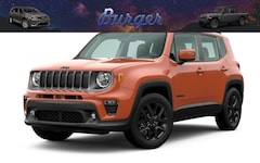 2020 Jeep Renegade ALTITUDE FWD Sport Utility 20003 ZACNJABB7LPL08379 for sale near Clinton, IN