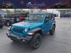 2019 Jeep Wrangler SPORT 4X4 Sport Utility 19723 1C4GJXAG2KW628609 for sale near Clinton, IN