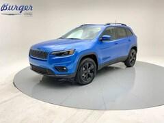 2020 Jeep Cherokee ALTITUDE 4X4 Sport Utility 20411 1C4PJMLX2LD612483 for sale near Clinton, IN