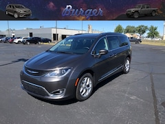 2019 Chrysler Pacifica TOURING L PLUS Passenger Van 19804 2C4RC1EG0KR551015 for sale near Clinton, IN
