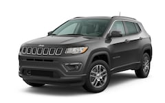 New 2020 Jeep Compass SUN AND SAFETY 4X4 Sport Utility in Terre Haute, IN