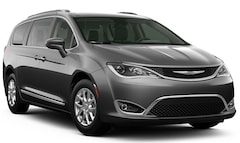 2020 Chrysler Pacifica TOURING L Passenger Van 20811 2C4RC1BG1LR250629 for sale near Clinton, IN