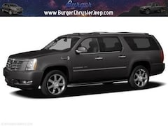 2010 Cadillac Escalade ESV Platinum Edition SUV for sale in Terre Haute, IN at Burger Chrysler Jeep