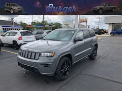 2019 Jeep Grand Cherokee ALTITUDE 4X4 Sport Utility 19515 1C4RJFAG9KC678864 for sale near Clinton, IN