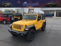 2019 Jeep Wrangler SPORT 4X4 Sport Utility 19722 1C4GJXAG9KW628610 for sale near Clinton, IN