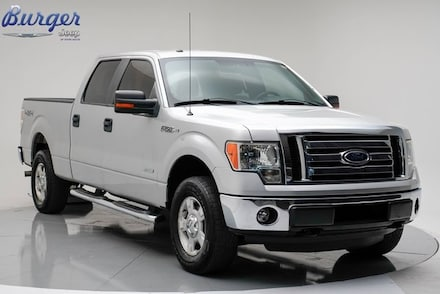 2011 Ford F-150 Truck