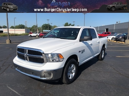 Used 2019 Ram 1500 Classic SLT For Sale in Terre Haute, IN