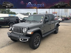 2020 Jeep Gladiator OVERLAND 4X4 Crew Cab 20120 1C6HJTFG0LL150142 for sale near Clinton, IN