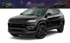 New 2020 Jeep Compass ALTITUDE 4X4 Sport Utility in Terre Haute, IN