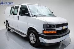 2018 Chevrolet Express 2500 Work Van Cargo Van 1GCWGAFG6J1908769 for sale near Clinton, IN