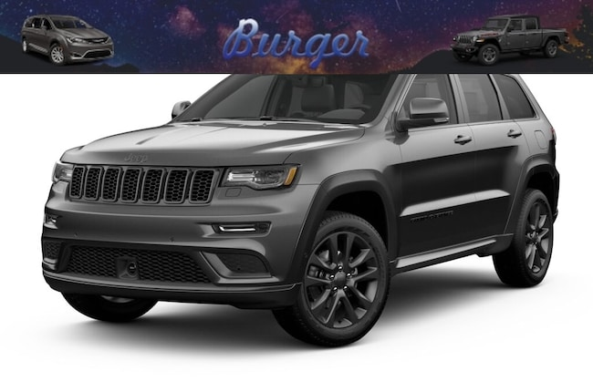 New 2019 Jeep Grand Cherokee HIGH ALTITUDE 4X4 Sport Utility in Terre Haute, IN