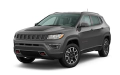 2020 Jeep Compass TRAILHAWK 4X4 Sport Utility 3C4NJDDB7LT255757 for sale near Clinton, IN