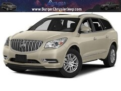 2015 Buick Enclave Leather Group SUV for sale in Terre Haute, IN at Burger Chrysler Jeep