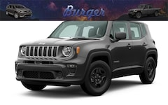 2020 Jeep Renegade SPORT FWD Sport Utility 20005 ZACNJAAB0LPL08841 for sale near Clinton, IN