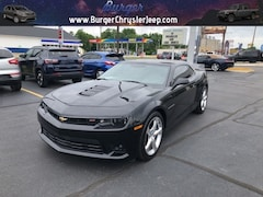 2015 Chevrolet Camaro SS Coupe for sale in Terre Haute, IN at Burger Chrysler Jeep