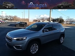 2019 Jeep Cherokee LATITUDE 4X4 Sport Utility 19427 1C4PJMCB4KD345804 for sale near Clinton, IN