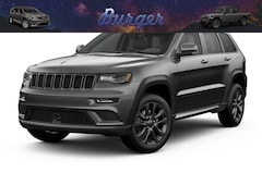 2019 Jeep Grand Cherokee HIGH ALTITUDE 4X4 Sport Utility 19506 1C4RJFCG6KC595714 for sale near Clinton, IN