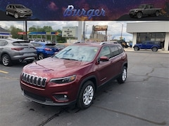 2019 Jeep Cherokee LATITUDE FWD Sport Utility 19433 1C4PJLCBXKD416546 for sale near Clinton, IN