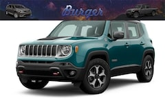 2020 Jeep Renegade TRAILHAWK 4X4 Sport Utility 20007 ZACNJBC16LPL09079 for sale near Clinton, IN