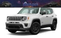 2020 Jeep Renegade SPORT FWD Sport Utility 20000 ZACNJAAB4LPL08647 for sale near Clinton, IN
