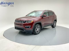 2020 Jeep Compass SUN AND SAFETY 4X4 Sport Utility 20205 3C4NJDBB0LT228869 for sale near Clinton, IN