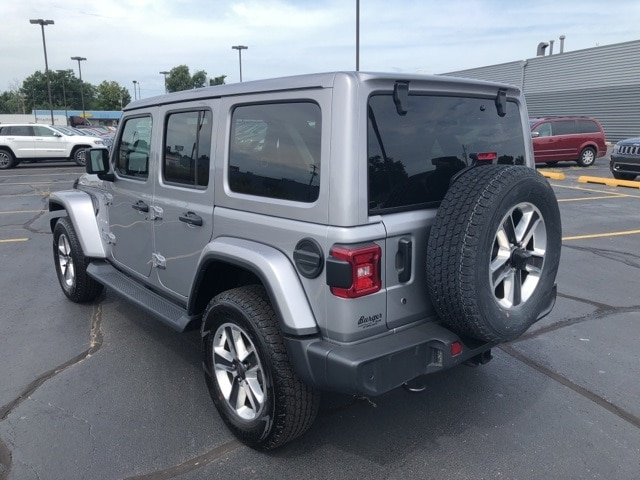 Used 2018 Jeep Wrangler Unlimited Sahara For Sale in Terre