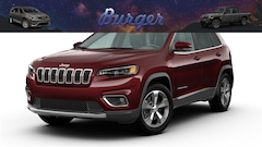 2020 Jeep Cherokee LIMITED 4X4 Sport Utility 20410 1C4PJMDX3LD520555 for sale near Clinton, IN