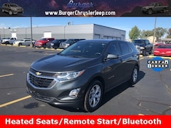 2018 Chevrolet Equinox LT SUV for sale in Terre Haute, IN at Burger Chrysler Jeep