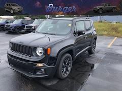 2018 Jeep Renegade ALTITUDE 4X2 Sport Utility 18015 ZACCJABB9JPH76606 for sale near Clinton, IN