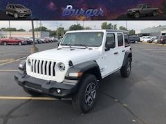 2020 Jeep Wrangler UNLIMITED SPORT S 4X4 Sport Utility 20703 1C4HJXDG6LW111766 for sale near Clinton, IN