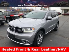 2016 Dodge Durango Limited SUV 1C4RDJDG8GC331183 for sale near Clinton, IN