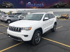 2019 Jeep Grand Cherokee LIMITED 4X4 Sport Utility 19520 1C4RJFBG5KC843775 for sale near Clinton, IN