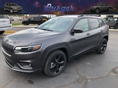 2019 Jeep Cherokee ALTITUDE FWD Sport Utility 19431 1C4PJLLBXKD411668 for sale near Clinton, IN