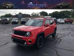 2019 Jeep Renegade ALTITUDE 4X4 Sport Utility 19008 ZACNJBBB2KPK18805 for sale near Clinton, IN