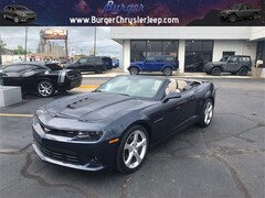 2015 Chevrolet Camaro SS Convertible for sale in Terre Haute, IN at Burger Chrysler Jeep