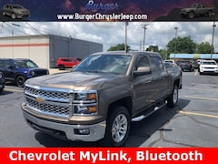2015 Chevrolet Silverado 1500 LT Truck for sale in Terre Haute, IN at Burger Chrysler Jeep