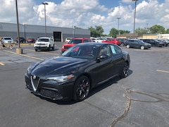 2018 Alfa Romeo Giulia Ti Sport Sedan for sale in Terre Haute, IN at Burger Chrysler Jeep