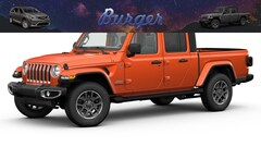2020 Jeep Gladiator OVERLAND 4X4 Crew Cab 20123 1C6HJTFG9LL150141 for sale near Clinton, IN