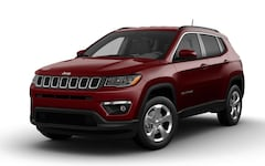 2021 Jeep Compass LATITUDE FWD Sport Utility 3C4NJCBB0MT523207 for sale near Clinton, IN