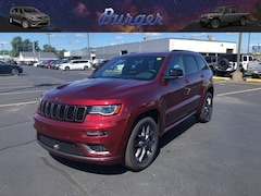 2019 Jeep Grand Cherokee LIMITED X 4X4 Sport Utility 19521 1C4RJFBG6KC588506 for sale near Clinton, IN