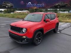 2018 Jeep Renegade ALTITUDE 4X2 Sport Utility 18013 ZACCJABB9JPH76492 for sale near Clinton, IN