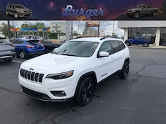 2019 Jeep Cherokee ALTITUDE FWD Sport Utility 19432 1C4PJLLB1KD411669 for sale near Clinton, IN