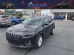 2019 Jeep Cherokee LATITUDE FWD Sport Utility 19430 1C4PJLCB4KD411665 for sale near Clinton, IN